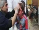 من ضحايا القصف المتواصل على الغوطة