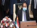 رئيس الحكومة السودانية الانتقالية، عبد الله حمدوك