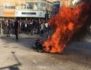 شاهد :  احتجاجات ايران في  مدينة بومهن بمحافظة طهران