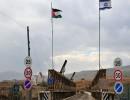 الحدود بين الاردن واسرائيل