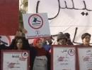 شاهد .. تونس تحيي الذكرى السابعة للثورة على وقع احتجاجات اجتماعية