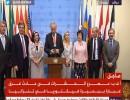 المجموعة الأوربية في مجلس الأمن: نرفض أي إجراءات إسرائيلية تجاه هدم قرية الخان الأحمر