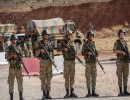 القوات التركية تتمركز في نقاط مراقبة في إدلب محاصرة من النظام السوري