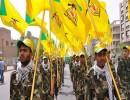 """عناصر """"كتائب حزب الله في العراق"""""""