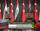 مؤتمر صحفي لرجب طيب أردوغان وحيدر العبادي في أنقرة
