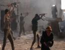اشتباكات في إدلب (نقلا عن المرصد السوري)