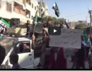 مظاهرات غاضبة في الغوطة الشرقية تُطالب بتوحيد الصفوف وفتح الجبهات
