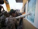هجوم  على السفارة الامريكية في العراق