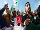 تظاهرات جزائرية ضد الانتخابات