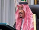 أجرى خادم الحرمين الشريفين اتصالا هاتفيا مع أمير الكويت