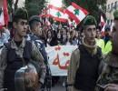 التظاهرات مستمرة في لبنان منذ أكتوبر