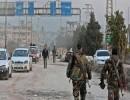 جانب من مدينة إدلب السورية