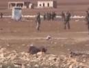 شاهد ... قتال عنيف بين المعارضة وقوات النظام