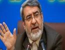 وزير الداخلية الإيراني عبدالرضا رحماني فضلي