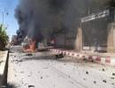 انفجار سيارة ملغومة بريف الحسكة