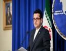 عباس الموسوي المتحدث باسم الخارجية الإيرانية
