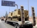 اليات الجيش المصري