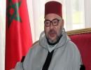 العاهل المغربي محمد السادس