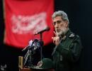 قائد فيلق القدس التابع للحرس الثوري الإيراني