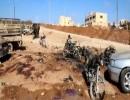 قتلى وجرحي في تفجير قرب مدينة الباب السورية