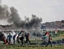تتواصل المسيرات الشعبية على حدود غزة للأسبوع الـ 48