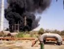شاهد: انفجار وحريق بمحطة الزرقان للطاقة الكهربائية بالأحواز الايرانية