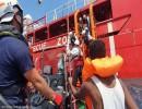 ست دول أوروبية توافق على استقبال 356 مهاجرا يستقلون سفينة إن