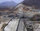 أعمال البناء في سد النهضة الإثيوبي (أرشيف)