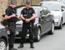 عناصر من الشرطة البريطانية - أرشيف