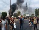 محتجون عراقيون