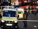 الشرطة البريطانية اعتقلت شخصا مشتبه في صلته بالحادث