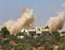 غارات للنظام السوري على خان شيخون