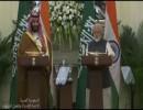 بالفيديو : كلمة ولي العهد السعودي الأميرمحمد بن سلمان بحضور رئيس الوزراء الهندي