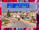 الشوارع والطرقات خالية بسوريا، خوفاً من القتال وكورونا