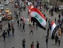 محتجين عراقيين