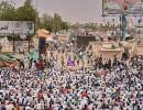 لسودان أعلنت بدء إضراب عام الثلاثاء