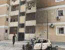 القصف استهدف منطقتي جزيرة سوق الثلاثاء وحي المنصور في طرابلس