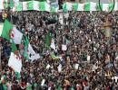 تظاهرة بالعاصمة الجزائرية في الذكرى السنوية الأولى للحراك الشعبي