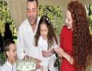 """العاهل المغربي الملك محمد السادس من زوجته """"السابقة"""" الأميرة سلمى بناني"""