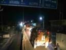 تعزيزات عسكرية تركية إلى مناطق الحدود مع سوريا - أرشيف