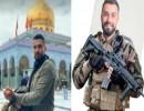"""علی کامل محسن، عنصر """"حزب الله"""" الذي قتل أمس بسوريا"""