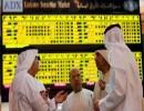 تراجعات متوالية تشهدها غالبية أسواق الخليج بسبب تراجع النفط وتداعيات كورونا