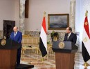 المؤتمر الصحفي للرئيس عبد الفتاح السيسي ونظيره اليمني عبد ربه منصور هادي