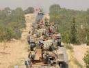 تعزيزات تركية على الحدود مع سوريا