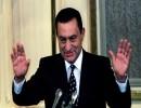 الرئيس المصري الراحل محمد حسني مبارك