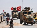 أرتال عسكرية تركية