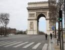 إخلاء محيط قوس النصر في العاصمة باريس