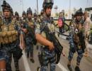 أفراد من من الشرطة العراقية
