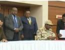 شاهد :  المجلس العسكرى والتغيير يوقعان على الاتفاق السياسى