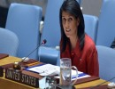 السفيرة الأميركية في الأمم المتحدة نيكي هيلي